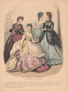 La France élégante, 1868