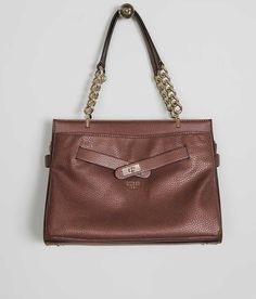 Guess Darby Purse - Women s Accessories in Bronze  7e3c97646ec86