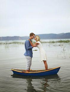 Boat: Lake engagement