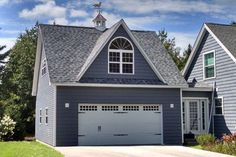 buy a two story 2 car garage in maine