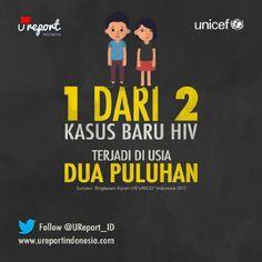 Selamatkan anak dan remaja dari infeksi #HIV