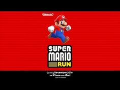 mario is coming to the App Store!!!// Apple's New Gadgets 2016 | POPSUGAR Tech