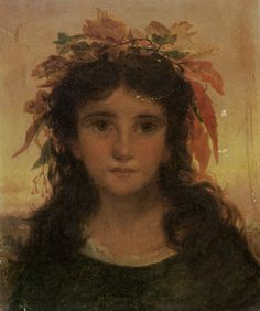 Sophie Gengembre Anderson, Autumn, date unknown