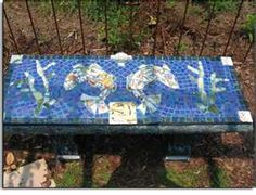 Memorial Bench | School Auction Project Ideas | Pinterest | Butterflies And  Benches