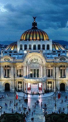 #mexico #travel #holidays #getaway #adventure Historical Landmarks, Famous Landmarks, Mayan Ruins, Ancient Ruins, Mexico Vacation, Mexico Travel, Places To Travel, Places To Visit, Mexico Culture