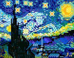 van Gogh meets Jae-Bum Joo