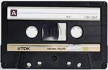 Compact Cassette – Wikipedia