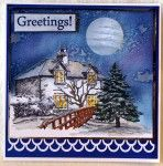 We offer a wide range of papercraft and needlecraft products as well as expert tutorials for both the budding creative and the experienced crafter alike All Things Christmas, Christmas Cards, Xmas, Sheena Douglass, Paper Crafts, Diy Crafts, Crafters Companion, Create And Craft, Winter Cards