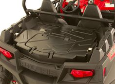 Bad Dawg Rear Storage Container - RZR
