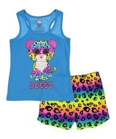 2d93b26cae4 Love this Beanie Boo  Dottie  Tank  amp  Shorts Pajama Set - Girls on