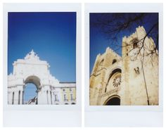 Lisbon For Beginners | Via Tea was here Blog | 21/06/2016 Next destination on our 101 series is Lisbon. Delicious food, budget-friendly and unique attractions… Lisbon is a city you shouldn't skip on your Eurotrip. Here are six stops you need to make. Photo: Lisbon lisboa polaroids instax  #Portugal