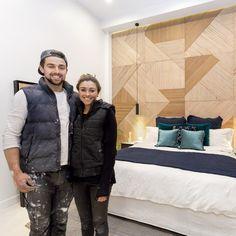 Will & Karlie Week 6 | Master Bedroom