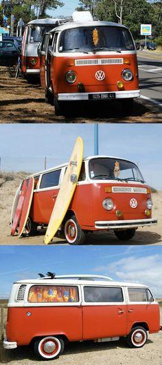 1978 Volkswagen Combi Bay
