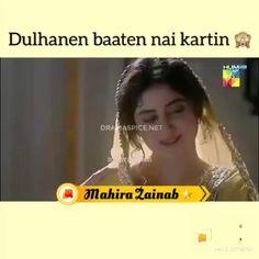 Love Song Quotes, Funny Girl Quotes, Cute Song Lyrics, Cute Love Songs, Really Funny Joke, Sajjal Ali, Drama Songs, Pak Drama, Beautiful Words Of Love