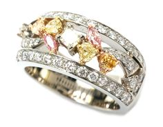 anniversary ring--put the boys & j's birthstone in it