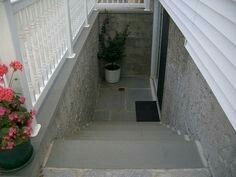 Best Outside Basement Entrance Door Remodeling Ideas 400 x 300