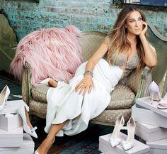 Сара Джессика Паркер для Harper's Bazaar Arabia
