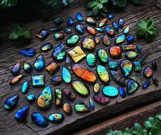 Labradorite can aid you with your psychic communication abilities, & is a very magic based crystal.