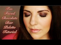 Black Forest Truffle Eye: Too Faced Chocolate Bar Palette Tutorial