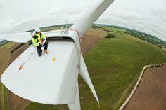 L'éolien - wind turbine #TOP