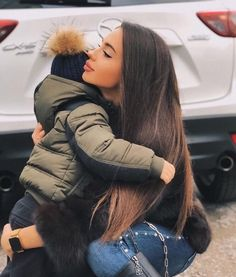 Find images and videos about cute, style and hair on We Heart It - the app to get lost in what you love. Cute Baby Boy, Cute Little Baby, Baby Kind, Baby Love, Cute Kids, Cute Babies, Mommy And Son, Mom And Baby, Cute Family