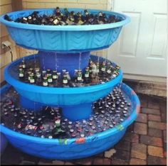 I want a Beer fountain!!!! Lol