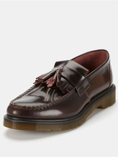 Dr Martens Adrian Mens Tassel Loafers Very.co.uk