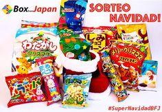 #SuperNavidadBFJ - Sorteo de Navidad  abierto! Primer cierre 29 de Noviembre.  #boxfromjapan #golosinasjapon