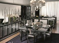Art Deco Kitchens art deco kitchens | modern art deco kitchen | [=] art deco