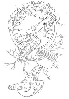 Half Sleeve Tattoo Stencils, Half Sleeve Tattoos Drawings, Owl Tattoo Drawings, Tattoo Sleeve Designs, Tattoo Sketches, Tattoo Designs Men, Body Art Tattoos, Tattoo Outline Drawing, Black And White Art Drawing
