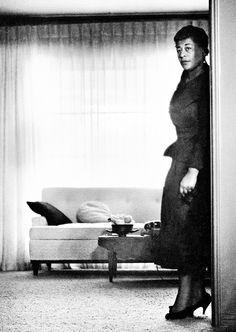 Ella Fitzgerald by Phil Stern