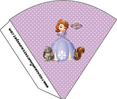 Princess Sofia the First: Party Free Printables.
