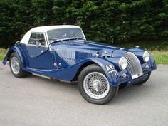 1964 Morgan Plus 4 SuperSports