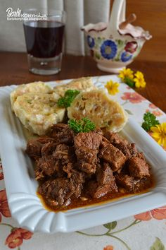 Hungarian Recipes, Hungarian Food, Chicken Wings, Bacon, Food And Drink, Cooking Recipes, Favorite Recipes, Dishes, Cook Books