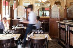Restaurant Le Chardenoux | Cyril Lignac