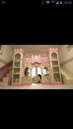 We can dream, can't we?! Princess room