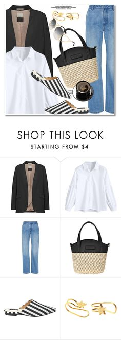"""Buzz-Worthy: Coffee Date"" by paculi ❤ liked on Polyvore featuring By Malene Birger, TIBI and CoffeeDate"