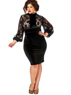 Monif c black dress jc