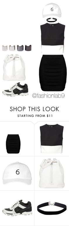 """Running thru the 6"" by alana-andrea-bacchus on Polyvore featuring Zizzi, Narciso Rodriguez, October's Very Own, Luv Aj, The Row, Chanel and Miss Selfridge"