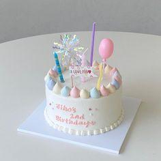 Birthday Cake, Baking, Desserts, Food, Cakes, Studio, Random, Crack Cake, Candles