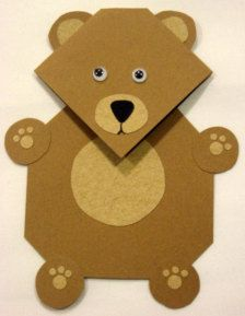 bear corner bookmark - Google Search