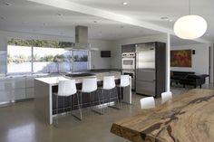 Modern Horseshoe Bay - modern - Kitchen - Vancouver - LOTOS Construction
