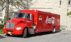 Coke truck by Toban Black, via Flickr