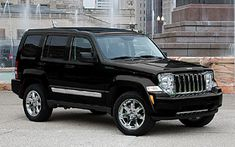 Jeep Liberty Sport.... Determined to get this for my next vehicle
