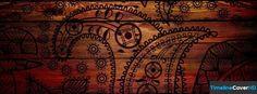 Wood Doodles Facebook Cover Timeline Banner For Fb31 Facebook Cover