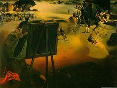 Salvador Dali Paintings 164.jpg 1,069×808 pixels