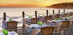 luxury beach bars