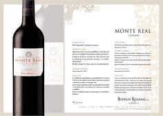 #MonteReal Crianza. #wine #rioja #bodegasriojanas
