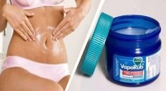 Comment utiliser Vicks VapoRub se débarrasser de la graisse accumulée
