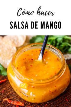 Sauce Recipes, Seafood Recipes, Gourmet Recipes, Cooking Recipes, Healthy Recipes, Tan Solo, Mexican Salsa Recipes, Plantain Recipes, No Cook Appetizers